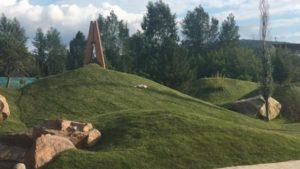 Готовые проекты по озеленению
